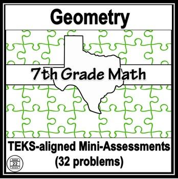 7th Grade Math TEKS Geometry