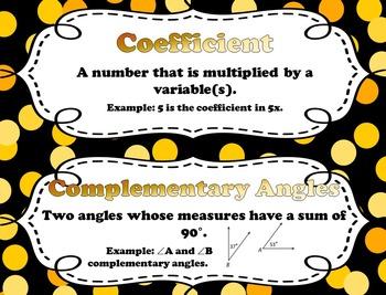 7th Grade Math TEKS Must-Have Bundle