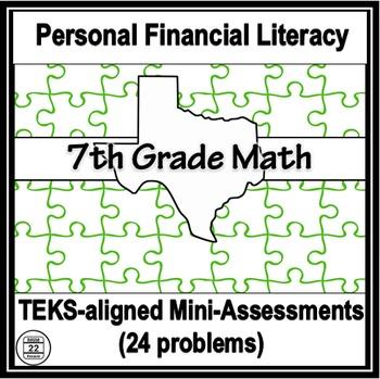 7th Grade Math TEKS Personal Financial Literacy