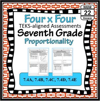7th Grade Math TEKS Ratios and Rates