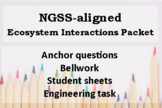 Ecosystem Interactions Unit: 7th Grade NGSS