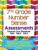 7th Grade NS Assessment