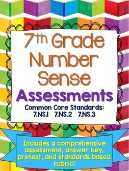 7th Grade NS Assessment