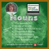 7th Grade: Part 2 Nouns--Grammar Wired!