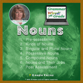 7th Grade: Part 2 Nouns--Grammar Wired!