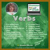 7th Grade: Part 4 Verbs--Grammar Wired!