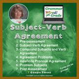 7th Grade: Part 9 Subject-Verb Agreement--Grammar Wired!