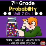 7th Grade Probability Math Mini Unit