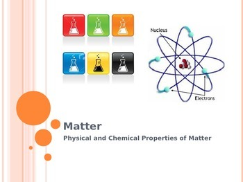 7th Grade Properties of Matter PPT