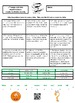 7th Grade Rates & Ratios with Word Problems Create the Riddle Activity Bundle
