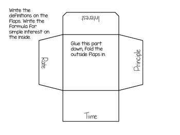 7th Grade Ratios, Percents, and Proportions Interactive Notebook Bundle