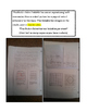 7th Grade Reproducing New Scales Lesson: FOLDABLE & Homework