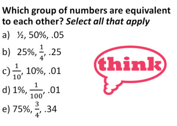 7th Grade Review NS and EE