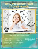 7th Grade SBAC Performance Task Bundle