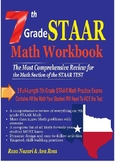 7th Grade STAAR Math Workbook 2018: The Most Comprehensive Review