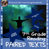7th Grade STAAR Reading Review: Paired Texts (Fiction and
