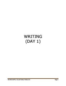 7th Grade STAAR Writing Assessment