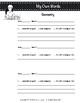 7th Grade Math Common Core Student Portfolio with Marzano Scales!