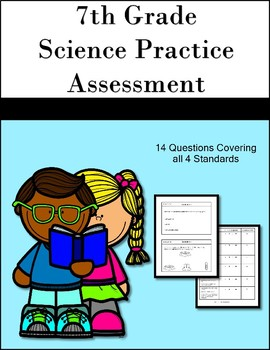 7th Grade Science Extended Standards Practice Test  AAA