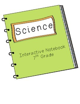 7th Grade Science Interactive Notebook