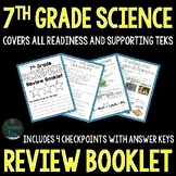 7th Grade Science Review Booklet