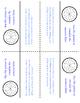7th Grade Simulation Lesson: FOLDABLE & Homework