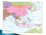 7th Grade Social Studies Asia Geography
