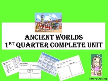 7th Grade Social Studies:  Complete Curriculum for 1st Quarter