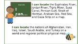 7th Grade Social Studies GPS I Can Statements