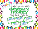 7th Grade Statistics and Probability Unit Resource Bundle