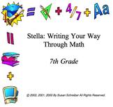 7th Grade Stella Curriculum Package