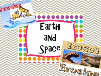 7th Grade Vocabulary: Earth and Space