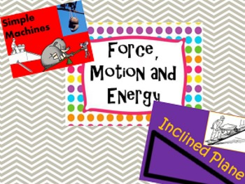 7th Grade Vocabulary: Force, Motion and Energy