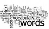 7th Grade Vocabulary List