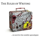 Middle School Writing: Rules to Survive the Zombie Apocalypse
