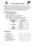 7th Grade Writing Unit Plan/Activities