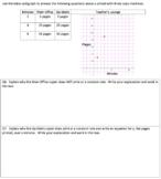 7th Grade math common core practice test PBA