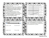 7th Math STAAR Review Category 2 Task Cards