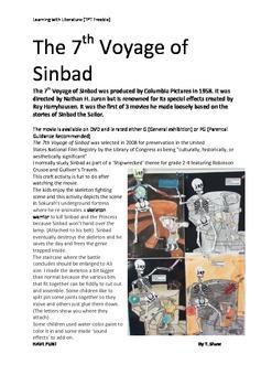 7th Voyage of Sinbad