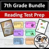 7th grade ELA test prep bundle