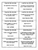 7th grade Math Vocabulary (Quiz, Quiz, Trade) STAAR review