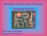 8.10b Weather Fronts and Pressure Systems Game