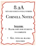 8.2A CORNELL NOTES