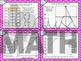 8.4C: Slope & Y-Intercept of Graphs & Tables STAAR Test-Prep Task Cards