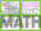 8.5I: Writing Linear Equations from Graphs & Tables STAAR Test Prep Task Cards