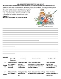 8-5b Conservation of Matter Lab & Quiz