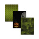 8.5x11 Halloween Haunted House Digital Papers & Backgrounds w/ Distressed Finish