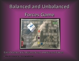 8.6a Balanced or Unbalanced Forces Game