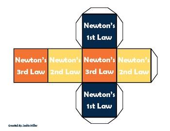 8.6c Newton's Laws Game