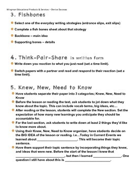 8 Activities to Boost Summarization Skills and Strategies